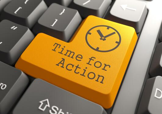 Time4Action-icon for webpage