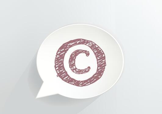 Copyright i taleboble