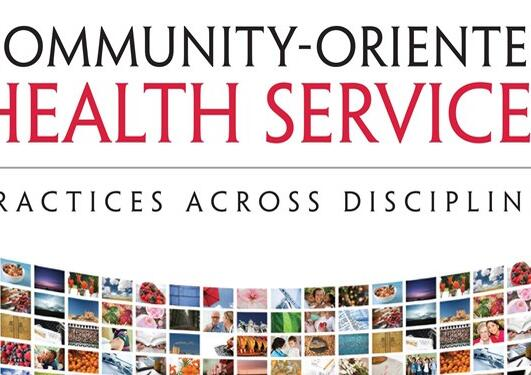 Cover of book - Community-oriented health services