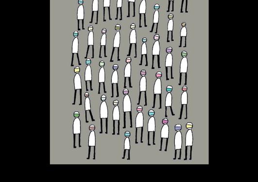 Covid E-Lit Poster