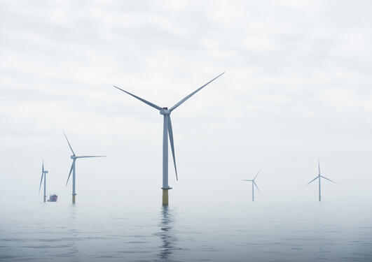 Dudgeon Offshore wind