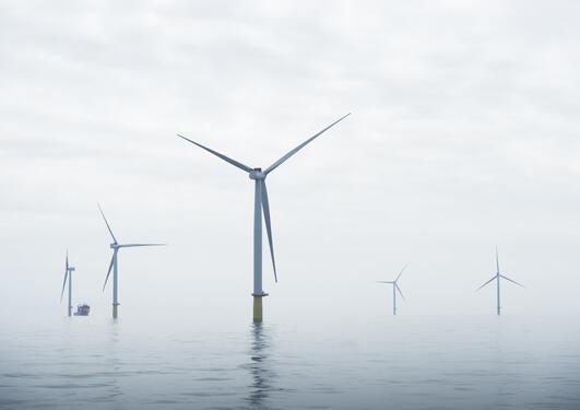 Dudgeon Offshore wind