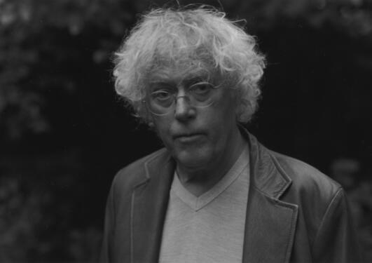 Forfatter Dag Solstad er på pensum på NORSK 1