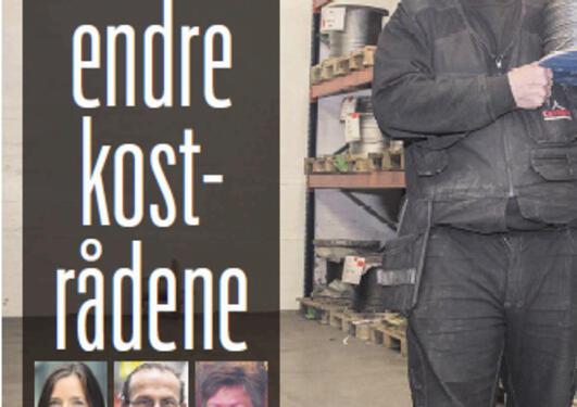 Dagbladet om vekt