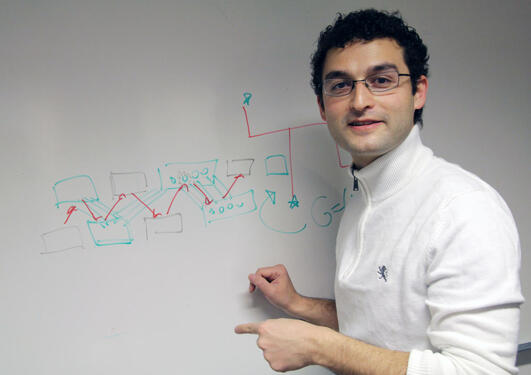 Daniel Lokshtanov, Deparment of Informatics, University of Bergen (UiB).