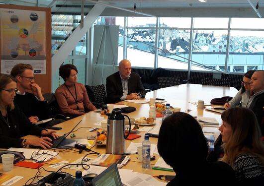 CSR på norsk. Energethics workshop