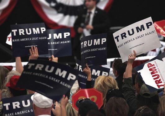 Donald Trumps valgkamp