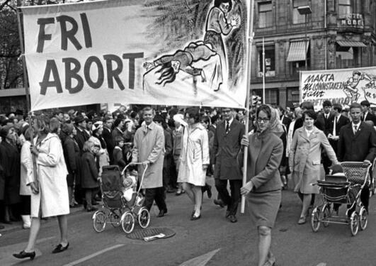 Arbeiderkvinnene banet vei for abort