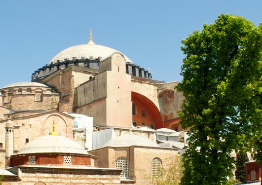 Hagia Sophia i Istanbul, Tyrkia