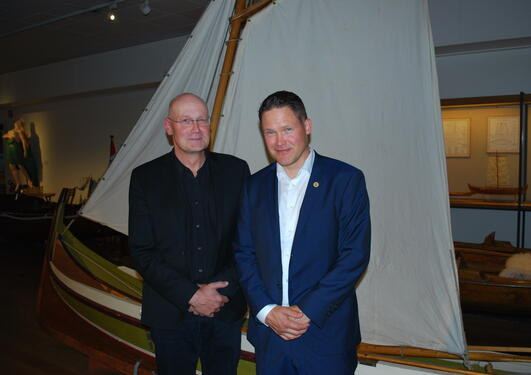 Jan Heiret og Teemu Ryymin