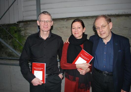 Forskere, redaktører