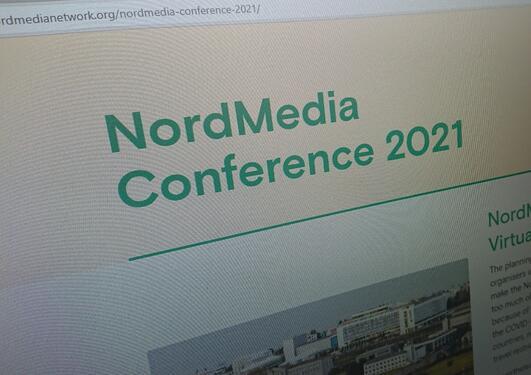 NordMediaConference skjermdump