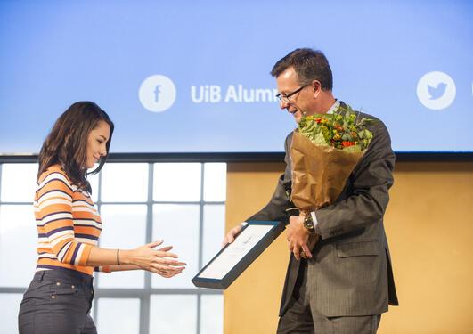 Selda Ekiz ny æresalumn ved UiB