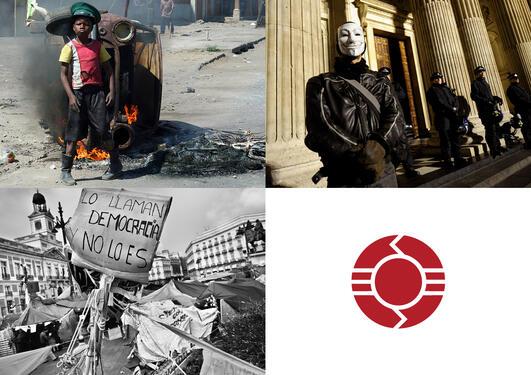 Egalitarianism collage