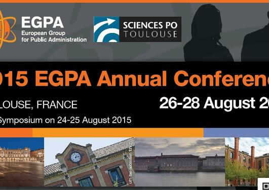 EGPA 2015 Conference