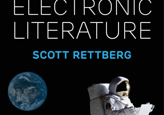 Electronic Literature Book Cover