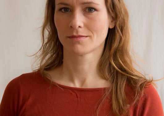 Portrett av Ellen Viste