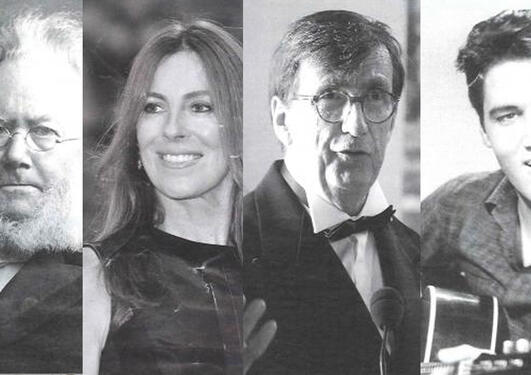 Bilde av Ibsen, Bigelow, Latour og Elvis