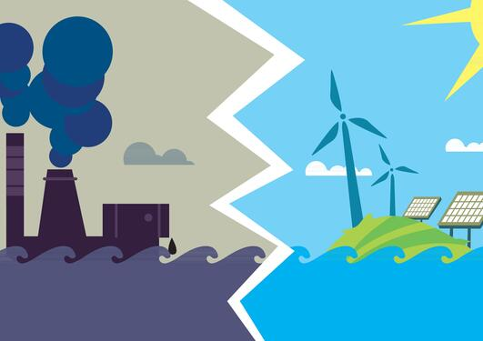 Energiomstilling - gratis nettkurs ved UiB