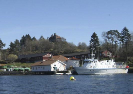 Marinbiologisk forskningsstasjon Espeland