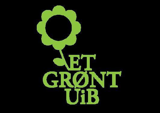 Et Grønt UiB logo