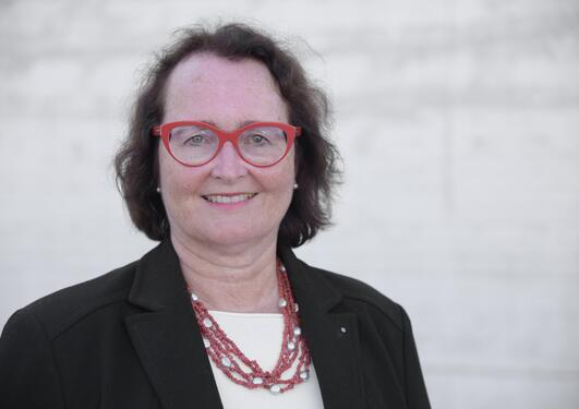 Eva Gerdts forsker på hjertesykdommer.
