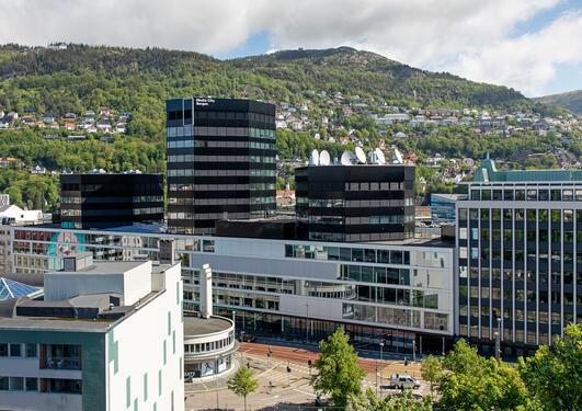 Media Futures i Media City Bergen