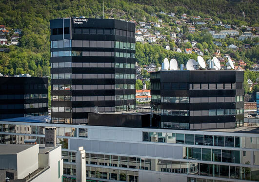 MediaFutures på Media City Bergen