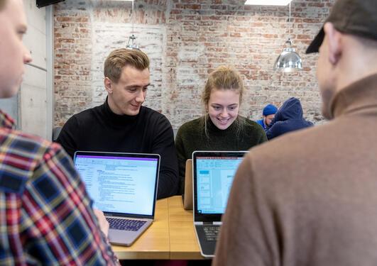 Studere samfunnsfag ved UiB 40 muligheter