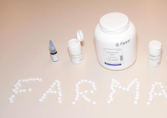 Galenisk farmasi