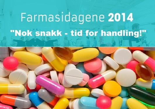 Invitasjon til Farmasidagene 2014