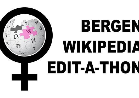 Feminist wikipedia logo
