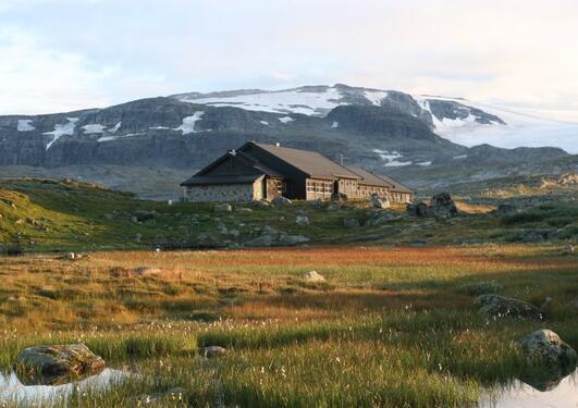 Finse Alpine Research Center