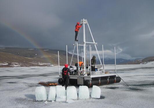Klimaforskning