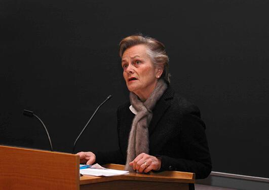 Professor Kjersti Fløttum