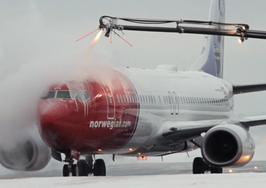 Norwegian fly - forskningsidé kan revolusjonere flyindustrien