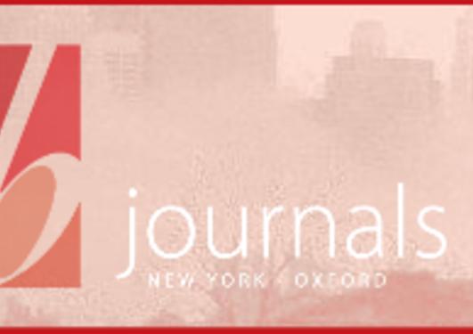 Forsidebilde  journals