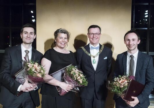 Formidlingspris til Kikki Kleiven