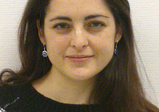 Portrait of Jessica Furriol.