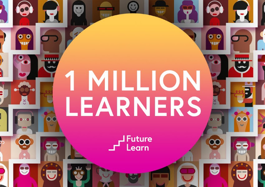 Illustrasjon for MOOC-plattformen FutureLearn