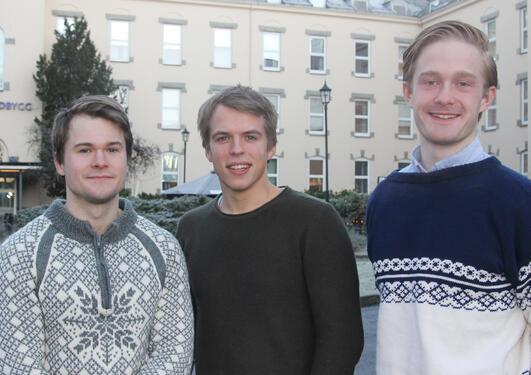 Utvekslingsstudenter på medisinstudiet