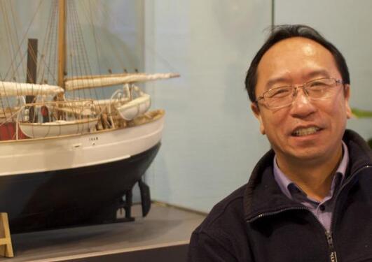 Portrett Yongqi Gao