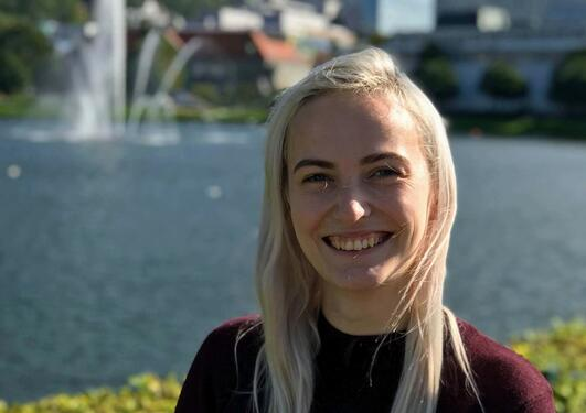 Profilbilde Gina Løge Flemmen