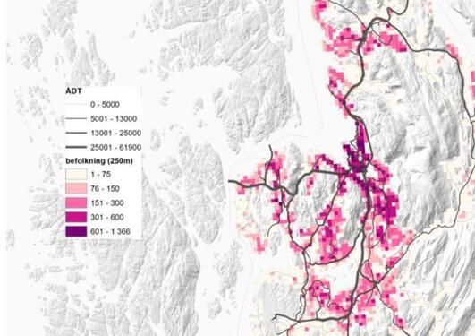 Geografiske informasjonssystemer og geovisualisering