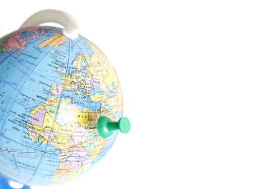Globe Colourbox