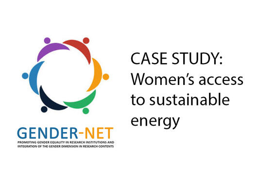 Women's access to energy
