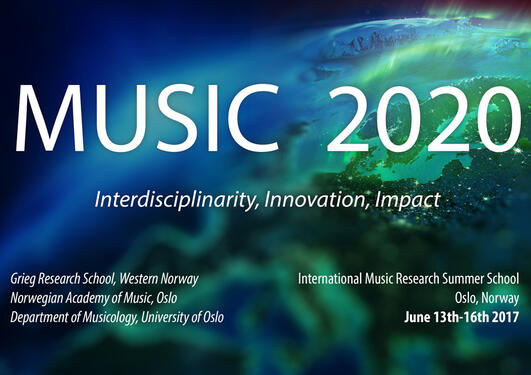 Banner Music Research School 2017