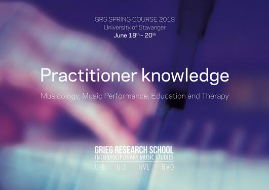 GRS Spring Course 2018