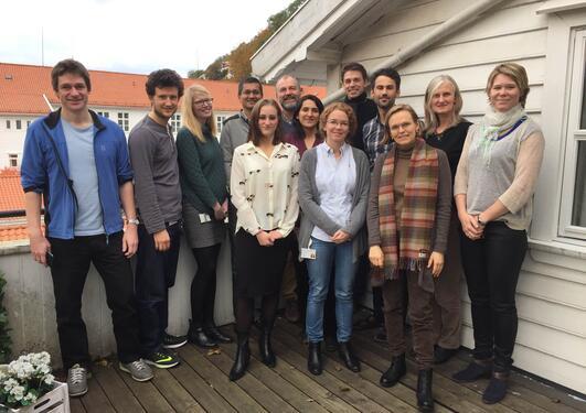 Forskningsgruppe for genetisk epidemiologi