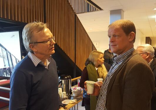 Gunnar & Lars Magne